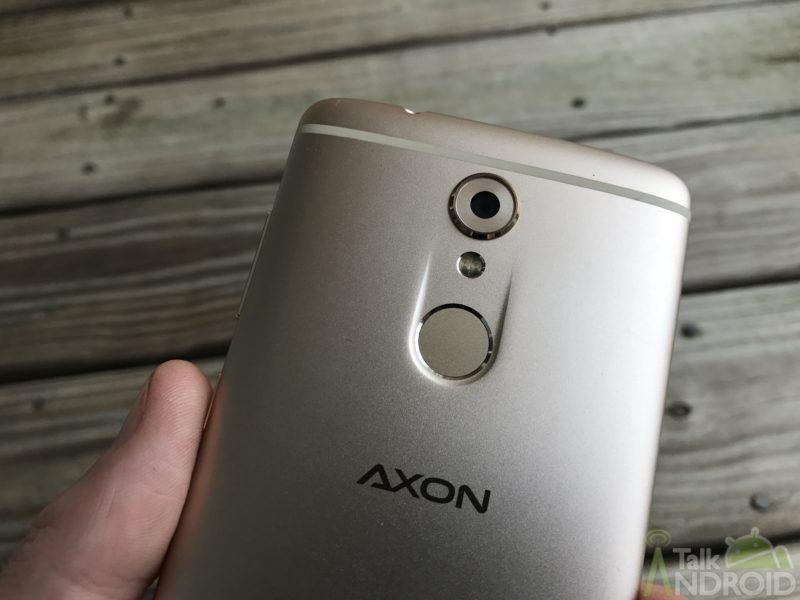 Phone's Fingerprint Scanners